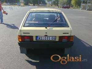 Novi Sad Lada Samara 1988