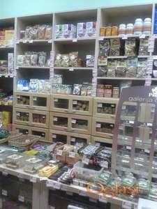 Prodajem namestaj za zdravu hranu
