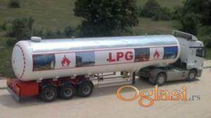 Cisterna za gorivo - NOVO