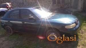 Prodajem delove za Daewoo Nubiru 1,6 benzin 16v 1999 i 2001 godište!