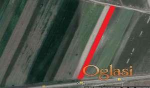 Industrijsko zemljište Zrenjaniski put, 6501 m2
