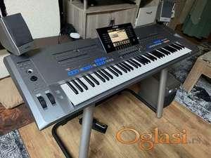 Yamaha Tyros 5 tastatura 76 tastera