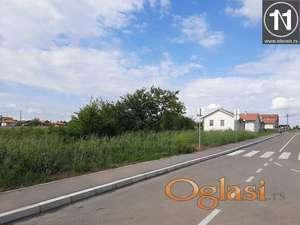 Ostružnica, Novo naselje – plac 8936 m2