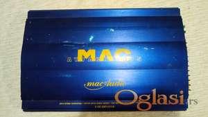 Pojačalo za auto Mac Attack 4075  4x80RMS