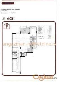 Blok 30 – Bulevar Zorana Đinđića 90kvm(L) ID#15563
