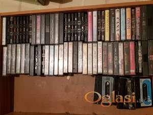 Audio kasete (narodna i zabavna muzika)