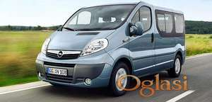 Opel VIVARO 2.5CDTI DELOVI