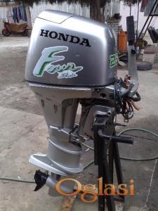 Velika Kamenicanka,Honda 25KS
