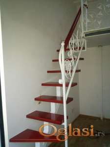 Beograd Stepenice prave jednoosovinske