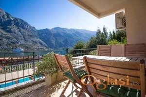 Prodajem jednosoban stan na Muo, u Kotoru