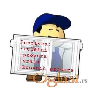 Popravka Roletni 0638714753