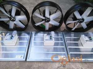 Ventilatori za farme i ostale objekte