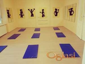 Strogi centar izdaje se na sat zenski fitnes studio