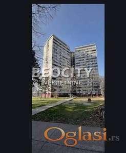 Novi Beograd, Blok 38, Milutina Milankovića, 2.0, 64m2