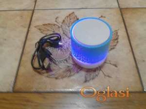 Bezicni LED zvucnik