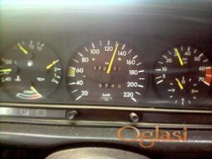 Varvarin Mercedes Benz E 1987