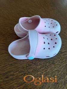 Roze papučice/sandalice