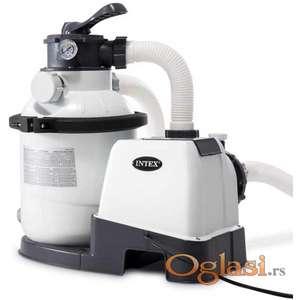 Intex pješčana pumpa 4,5m3/h - 26644