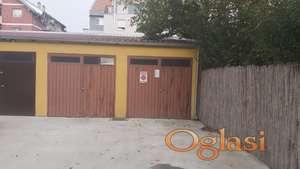 Garaza.Dalmatinska 16B