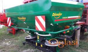 Rasipac Donder od 1200  , 1500 l do 4000 l  Zelena linija Vrbas