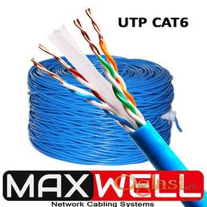 Mrezni lan kabl CAT6 Pakovanje 305m