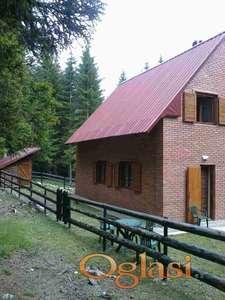 Kuća na Žabljaku