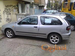 Subotica Nissan Almera almera 1997 prodajem