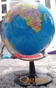Prodajem NOVI globus
