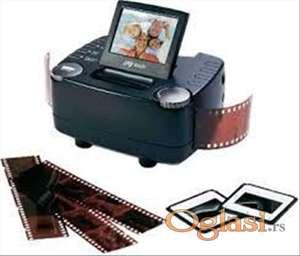 Skeniranje i digitalizacija fotografija, negativa