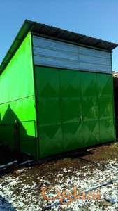 Montažna garaža za traktor