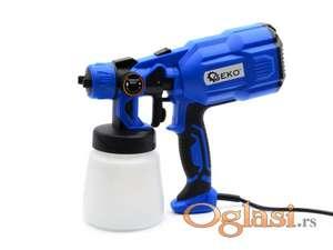 Električni pištolj za farbanje dizna 1,8 mm i 2,5 mm