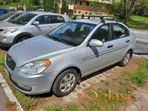 hyundai accent 1.4b/ plin novi model