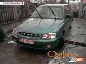 Leskovac Hyundai Accent sohc12v 2001