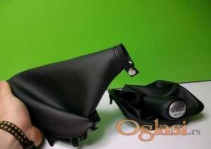RENAULT LAGUNA 2 kožica menjača i ručne (2001-2005) 6 BRZINA