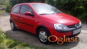Beograd Opel Corsa c 2001