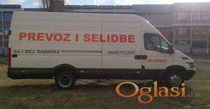 Novi Sad, Selidbe Jelovac  0640752292