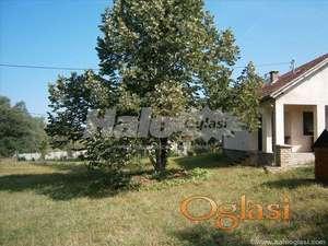 Na prodaju kuca i plac u Smederevskoj Palanci