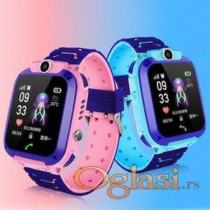 Smart sat GPS deciji pametni sat telefon Q12