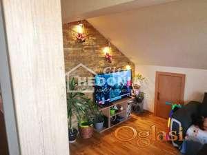 Noviji, prostran dvoiposoban stan u Mirijevu ID#7251