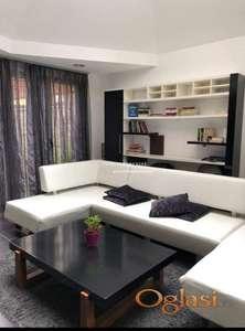 Izdavanje stanova Beograd-Trosoban lux stan sa dvorištem, novogradnja, garaža