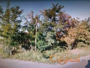 Odličan plac na glavnom putu za Rumenku! Urađena prenamena zemljišta! Šifra 464997