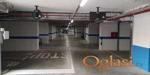 Izdajem podzemnu garažu u Kraljevom Parku