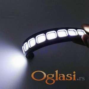 LED savitljiva dnevna svetla 26 cm PAR
