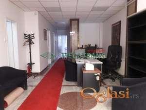 POSLOVNI PROSTOR, Vračar - centar,  230 m2, 9 kancelarija ID#9659