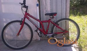 Booster Bicikl, malo koriscen