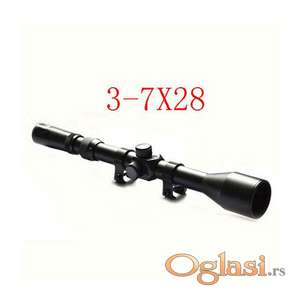 Optika 3-7x28