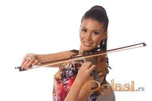 Privatni časovi violine