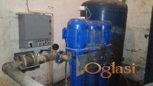 Servis svih pumpi za vodu