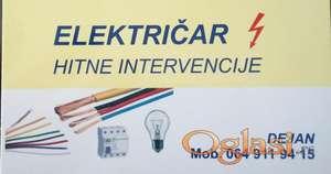 Električar, Beograd