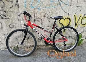 """Očuvan bicikl - točkovi 26"""", servisiran"""